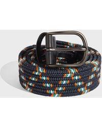 Andersons - Woven Belt - Lyst