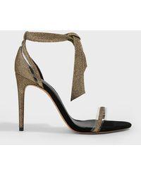 Alexandre Birman Clarita Tie-detail Sandals - Multicolour