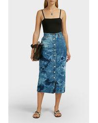 ATM Pima Cotton Bodysuit - Black