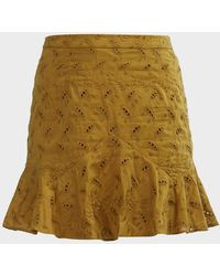 Sir. The Label Elodie Mini Skirt - Multicolor