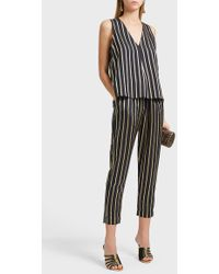 Forte Forte | Striped Top | Lyst