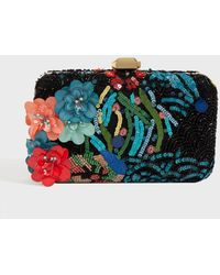 Elie Saab | Embellished Flower Clutch | Lyst