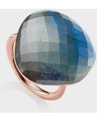 Monica Vinader Nura Large Pebble Ring - Limited Edition - Multicolour
