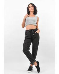 Boutique Store High Stretch Magic Trousers - Black