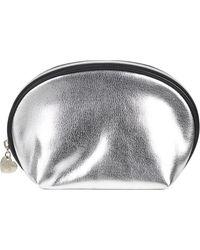 Boux Avenue - Metallic Cosmetic Bag - Lyst