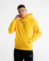 BOXRAW Johnson Hoodie - Yellow