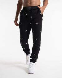 BOXRAW All Over Strike Bottoms - Black