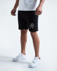 BOXRAW Tank Shorts - Black