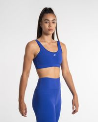 BOXRAW Velez Sports Bra - Blue