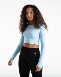 BOXRAW - Crop Top Long Sleeve - Lyst