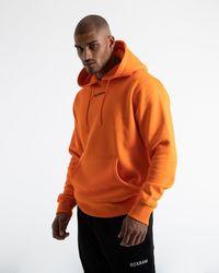 BOXRAW Johnson Hoodie - Orange