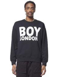 BOY London Sweatshirt - Black