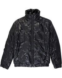 BOY London Boy Shine Embossed Jacket Black- Size M