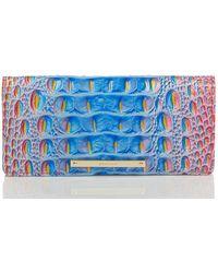 Brahmin Ady Wallet - Blue