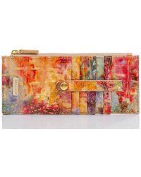 Brahmin Credit Card Wallet - Multicolor