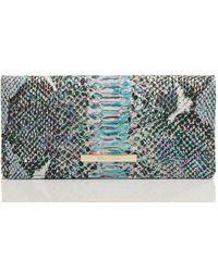Brahmin Ady Wallet Daydream Junebug - Multicolor