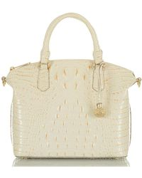 Brahmin Duxbury Satchel Moonscape Melbourne - Multicolor