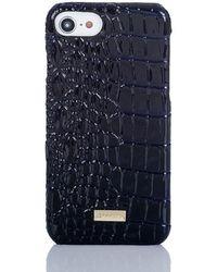 Brahmin Iphone 8 Case Sapphire Melbourne - Blue