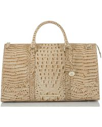 Brahmin Anywhere Weekender Champagne Melbourne - Multicolor