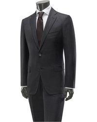 Belvest Anzug - Schwarz