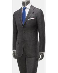 Kiton Anzug - Mehrfarbig