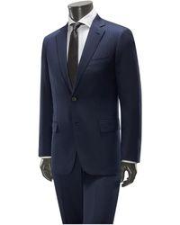 Brioni Anzug 'Brunico' - Blau
