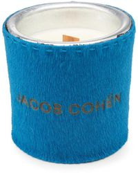 Jacob Cohen Duftkerze 290 g - Blau