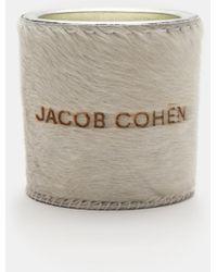 Jacob Cohen Duftkerze - Weiß