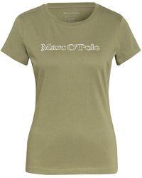 Marc O'polo T-Shirt - Grün