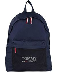 Tommy Hilfiger Rucksack COOL CITY - Blau