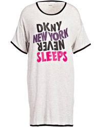 DKNY - Schlafshirt - Lyst