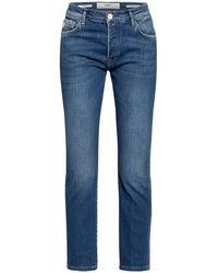 Goldgarn Denim Jeans AUGUSTA - Blau