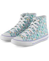 Converse Hightop-Sneaker CHUCK TAYLOR ALL STAR - Blau