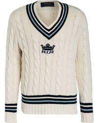 half off 9b1f4 ea53e Pullover mit Zopfmuster - Mehrfarbig