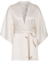 Passionata Kimono THELMA mit 3/4-Arm - Natur