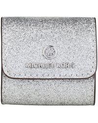 Michael Kors Airpods-Case - Mettallic