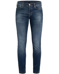 True Religion Jeans ROCCO Relaxed Skinny Fit - Blau