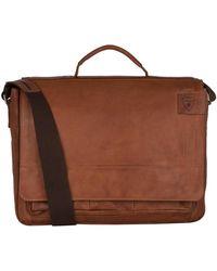 Strellson Laptop-Tasche UPMINSTER - Braun
