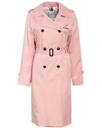 Tommy Hilfiger Trenchcoat - Pink