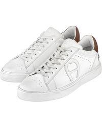 Aigner Sneaker DAVID 40A - Weiß