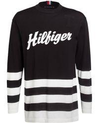 Tommy Hilfiger Pulllover - Schwarz