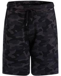 SKINY Lounge-Shorts - Schwarz