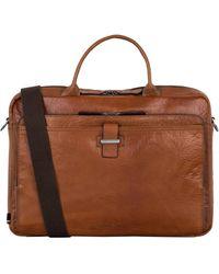 Strellson Laptop-Tasche SUTTON - Braun