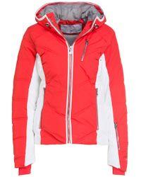 Skijacke FLEUR Rot