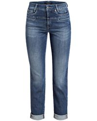 Cambio Jeans PEARLIE - Blau