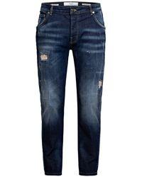 Goldgarn Denim Jeans Slim Fit - Blau