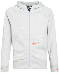 Nike Sweatjacke SWOOSH - Mehrfarbig