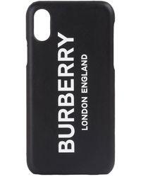 Burberry Smartphone-Hülle RUFUS - Schwarz