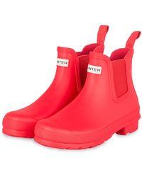 HUNTER - Gummi-Boots - Lyst