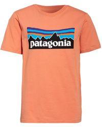 Patagonia - T-Shirt - Lyst